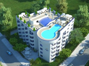 Apartment in Nautilus club