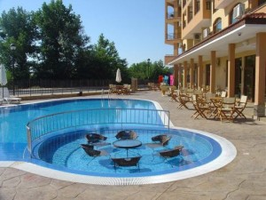 Apart-hotel Golden Beach