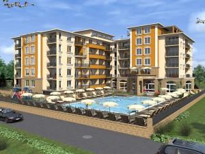 Apartment complex Marvel-2