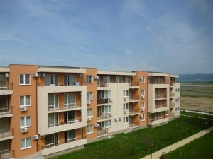 Residential building for all year round use
