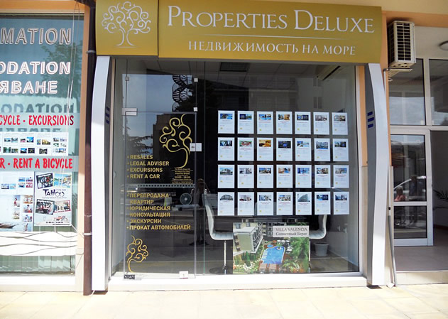 Properties Deluxe Office